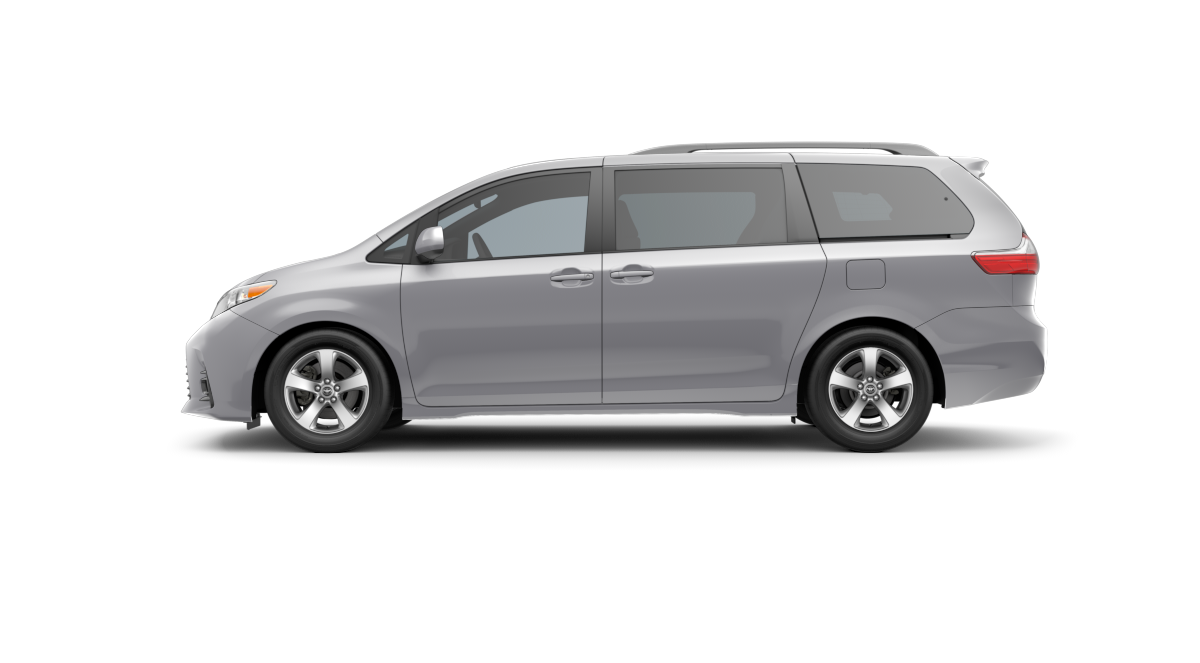 New Toyota Sienna For Sale At In Stock Near Ogden Ia Wilson Toyota Of Ames