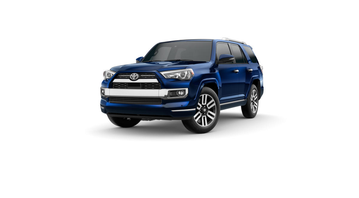 New 2021 Toyota 4runner Limited 4x4 Limited V6 In Smithfield 210360 Toyota Of Smithfield