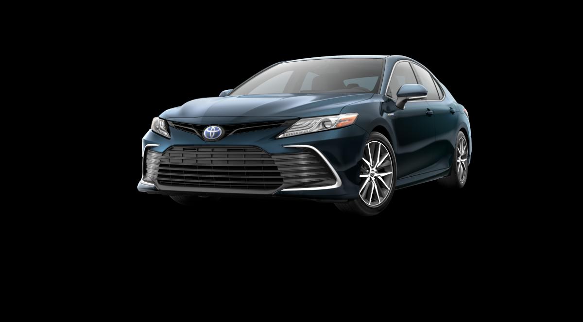 2021 Toyota Camry Hybrid Camry XLE Hybrid
