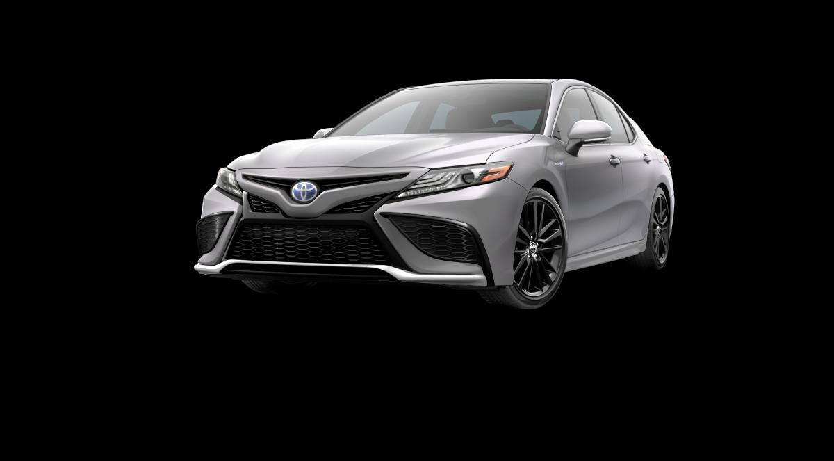 2021 Toyota Camry Hybrid Camry XSE Hybrid