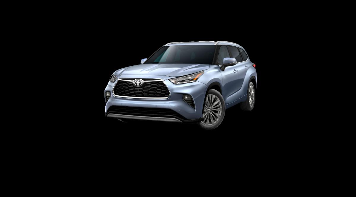 2021 Toyota Highlander  Platinum
