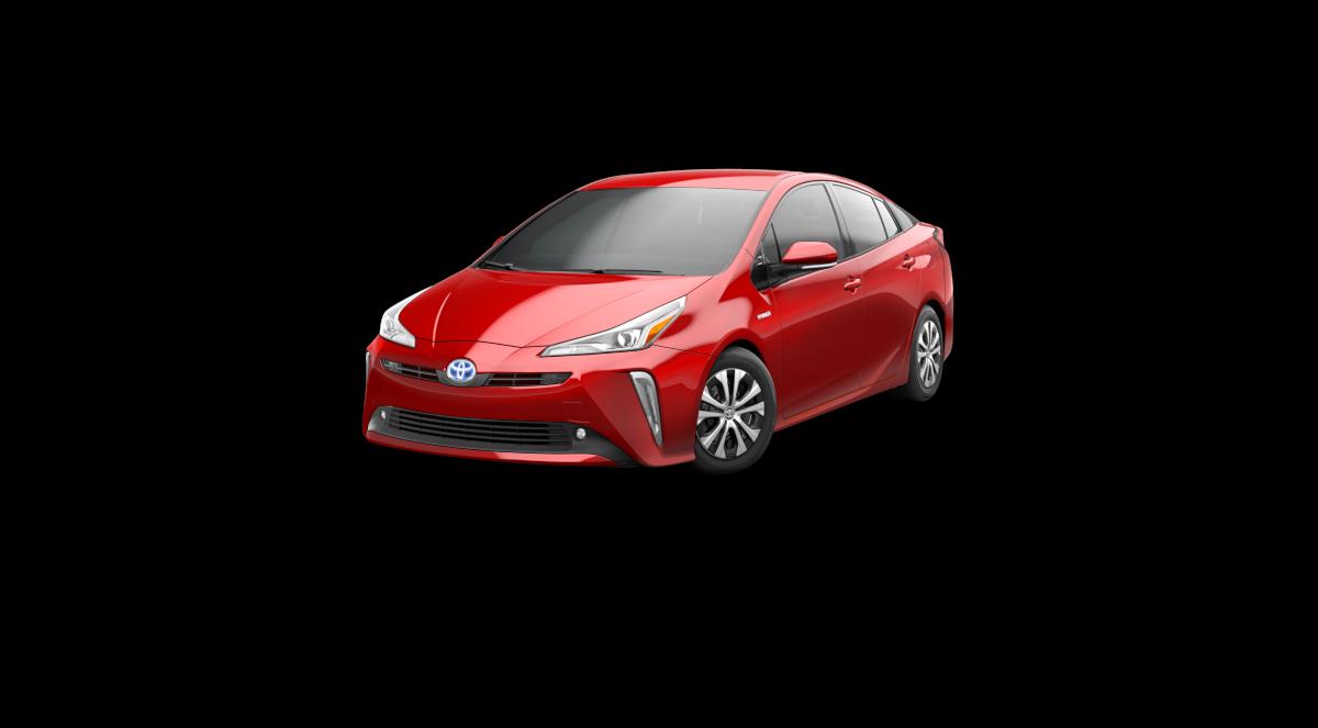New 2021 Toyota Prius LE AWD-<em>e</em>