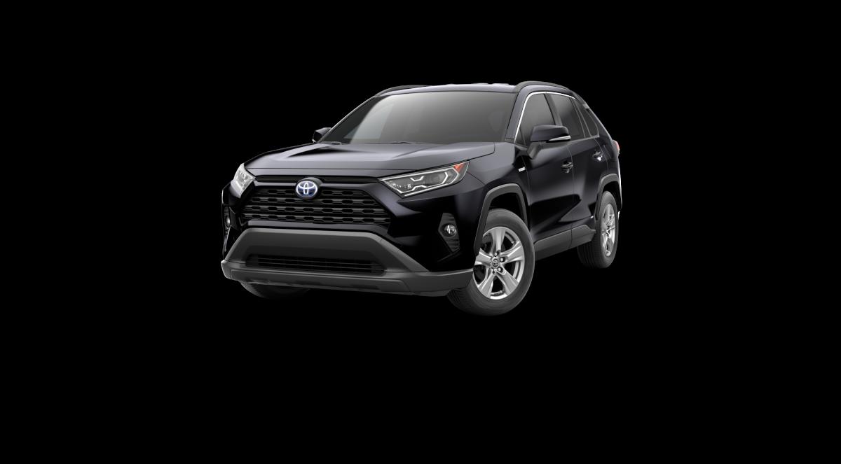 2021 Toyota RAV4 Hybrid RAV4 XLE Hybrid