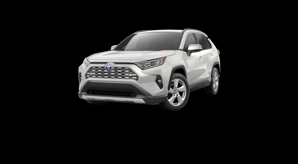 2021 Toyota RAV4 Hybrid RAV4 Limited Hybrid