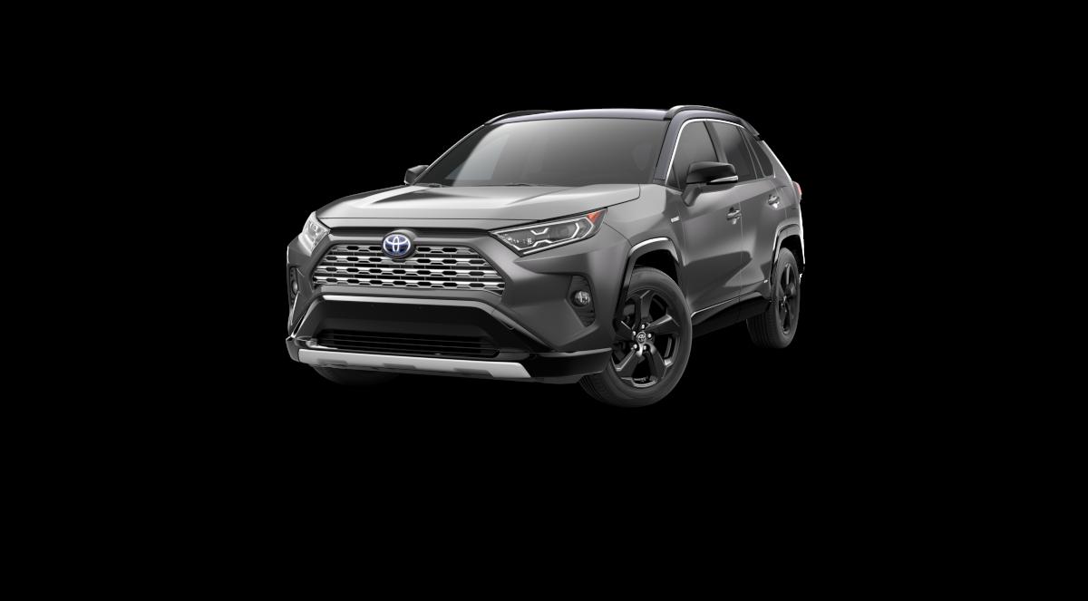 2021 Toyota RAV4 Hybrid RAV4 XSE Hybrid