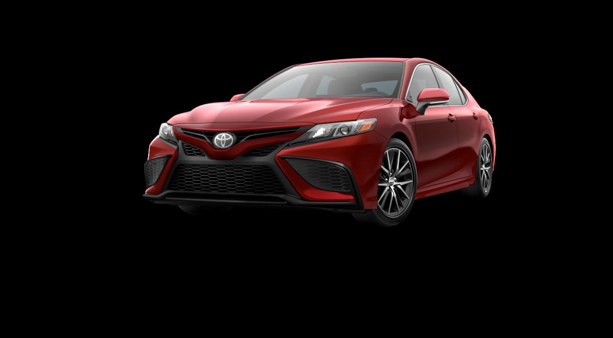 2022 Toyota Camry SE AWD