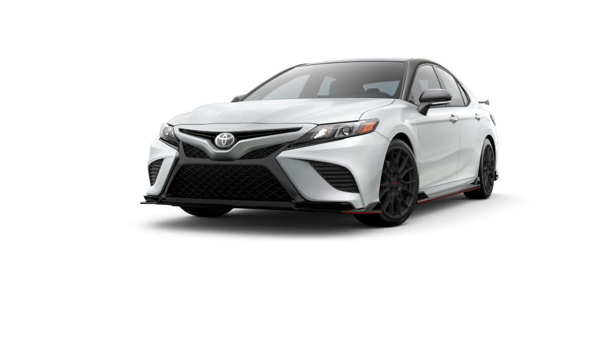 New 2022 Toyota Camry TRD