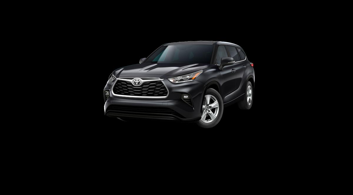 New 2022 Toyota Highlander LE