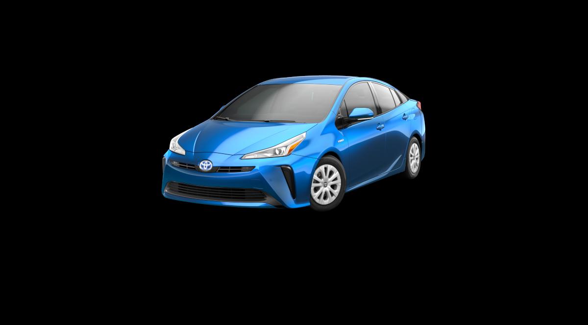 New 2022 Toyota Prius LE